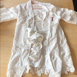 Other - Flower girl robe